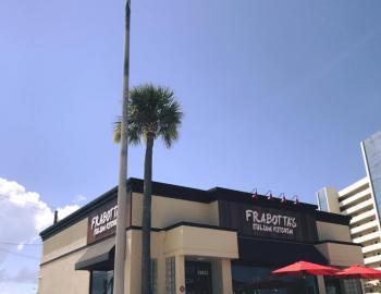 Frabotta's exterior