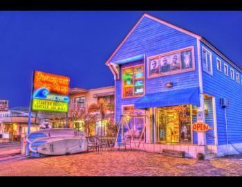 Suncoast Surf Shop exterior