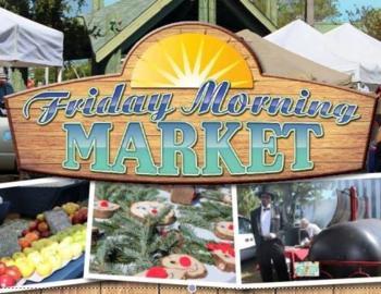 Treasure Island Friday Morning Market logo