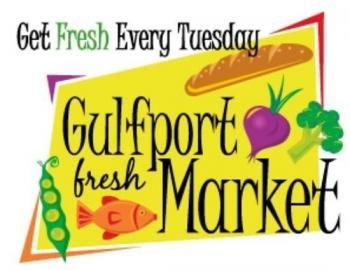 Gulfport Tuesday Market logo