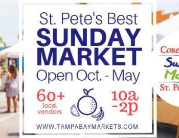 Corey Avenue Sunday Market