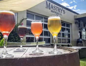 Mastry's Brewing Co. beers