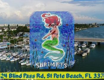 Shrimpy's Blues Bistro logo