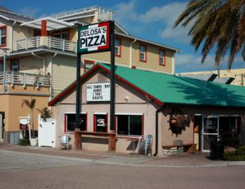 DeLosa's Pizza John's Pass