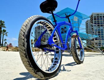 Mad Beach Surf Shack bike