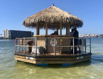 Tiki Hut Tour