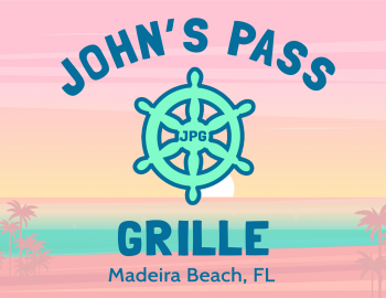 John's Pass Grille logo