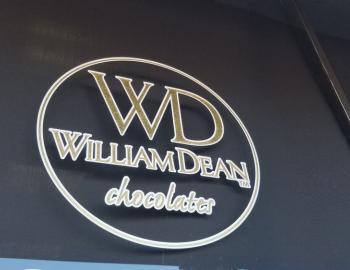 William Dean Chocolates logo