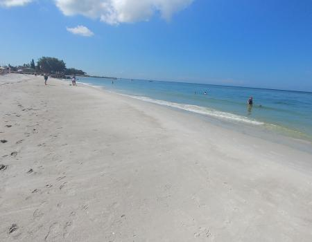 Madeira Beach Water