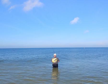 Fishing on Madeira Beach