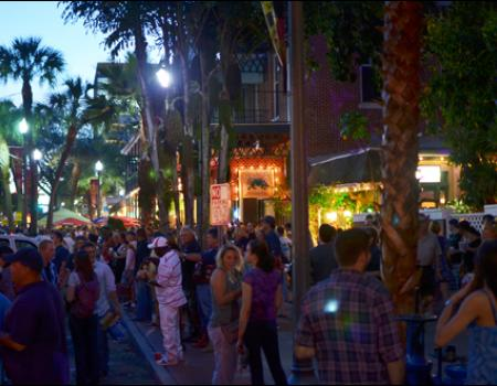 First Friday St. Pete