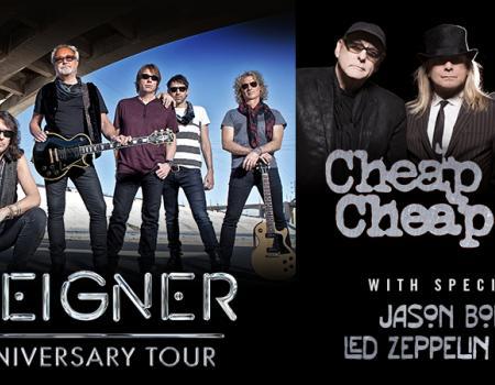 Foreigner, Cheap Trick & Jason Bonham's Led Zeppelin Experience