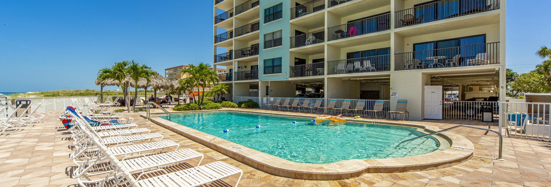 Sandy Shores Condominiums by SunHost Resorts
