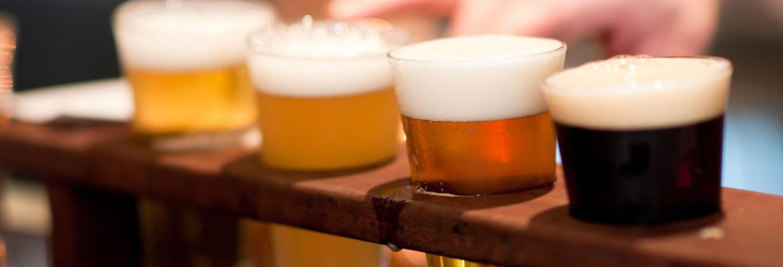 Mad Beach Pub beers
