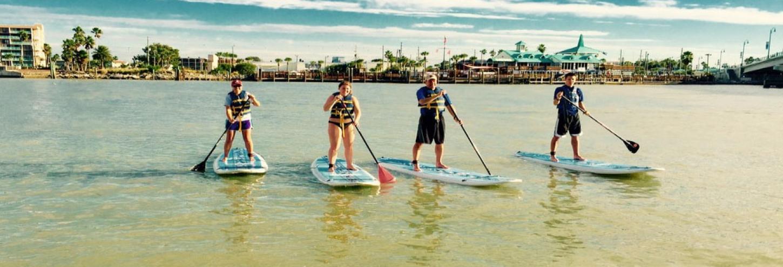 Kayak and Paddle Board Rentals