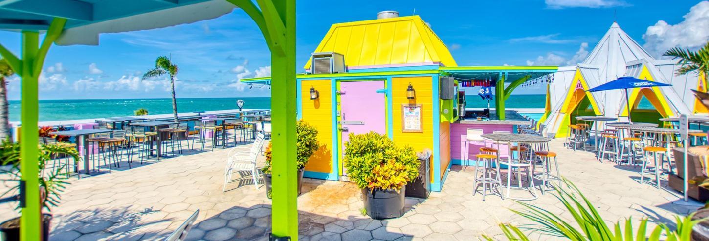 Hurricane Seafood Restaurant view