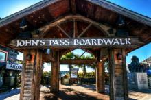 Johns Pass Village & Boardwalk